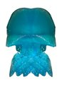 Blue jellyfish Queensland Royalty Free Stock Photo