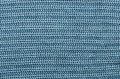 Blue knitted pullover background Stock Images