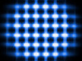 Blue light abstract background 2 Royalty Free Stock Image