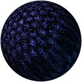Blue marbled sphere III Royalty Free Stock Photos