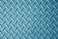 Blue metal texture background. Royalty Free Stock Photo