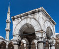 Blue Mosque Ablution Fountain Royalty Free Stock Photo