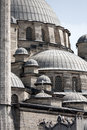 Blue mosque in istanbul turkey Royalty Free Stock Images