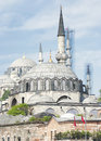 The Blue Mosque, Sultanahmet Camii, Istanbul Royalty Free Stock Photo