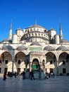 Blue Mosque, Turkey Stock Photo