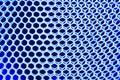 Blue Net Background