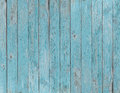 Blue old wood planks texture or background Royalty Free Stock Photo