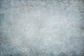 Blue painted canvas fabric cloth studio backdrop