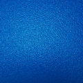 Blue painted wall use for background Royalty Free Stock Photos