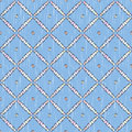Blue pattern of net scratched background with a Stock Image