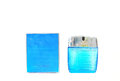 Blue Perfume Royalty Free Stock Photo