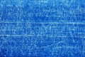 Blue plastic tent texture Royalty Free Stock Photos