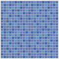 Blue and purple glass tiles Royalty Free Stock Photo