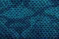 Blue python snake skin texture background Stock Images
