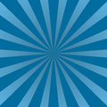 Blue rays poster star shine Royalty Free Stock Photo