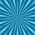 Blue rays poster star shine vivid Royalty Free Stock Photo