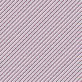 Blue, Red, and White Diagonal Pattern
