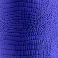 Blue reptile leather imitation texture Royalty Free Stock Image
