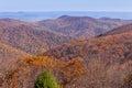 Blue Ridge Shenandoah National Park VA