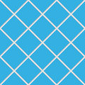 Blue seamless ceramic tiles Royalty Free Stock Photo