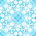 Blue seamless pattern. Astonishing delicate soap b Royalty Free Stock Photo