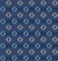 Blue, seamless pattern, squares, stripes, geometric, multi-color.