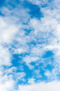 Blue sky background for beautiful Royalty Free Stock Photos