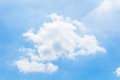 Blue sky background daylight and cloud Stock Photos
