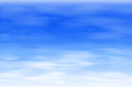 Blue sky background illustration of a Royalty Free Stock Image