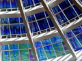 Blue Skylight Royalty Free Stock Images