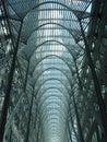 Blue skylight in Toronto Royalty Free Stock Photo