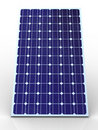 Blue solar panel Royalty Free Stock Photography