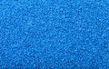 Blue sponge texture Royalty Free Stock Photo