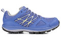 Blue sport shoe Royalty Free Stock Photo