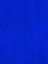 Blue sports jersey uniform background Royalty Free Stock Photo
