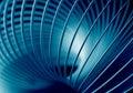Blue Spring Stock Image