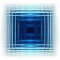 Blue square Stock Photos