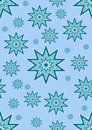 Blue star wallpaper Royalty Free Stock Photography