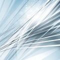 Blue Steel Abstract Background Royalty Free Stock Photo