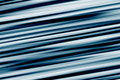 Blue Streaks Abstract Stock Images