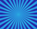 Blue striped background a round Royalty Free Stock Photo