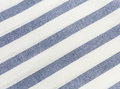 Blue striped tablecloth seamless pattern Royalty Free Stock Image