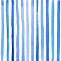 Blue stripes on a white background
