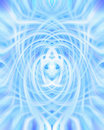 Blue Swirl Background Royalty Free Stock Photos