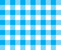 Blue tablecloth background seamless pattern Royalty Free Stock Photo