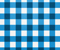 Blue Tablecloth Texture Royalty Free Stock Photos