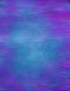 Blue texture background scratchy painted with varied hues ranging from aqua to purple Stock Photography
