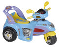 Blue toy car Royalty Free Stock Photography