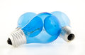 Bulb tungsten Royalty Free Stock Photo