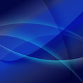 Blue vector background abstract illustration Royalty Free Stock Images